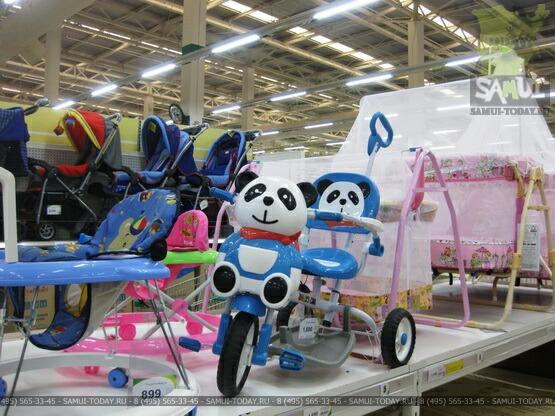 Детский транспорт на Самуи