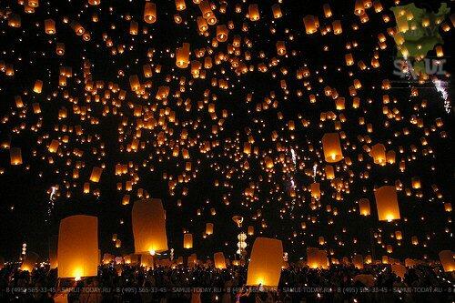 Фестиваль света на Самуи