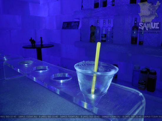 Ice Bar на Самуи